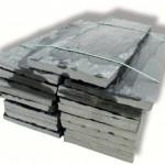 SHISTE NOIR- DALLES- 100x50x4&6cm- 20unités par palette